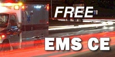 FREE EMS CE is BACK!